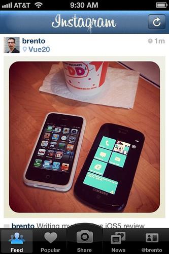 Lo nuevo de Instagram en la web