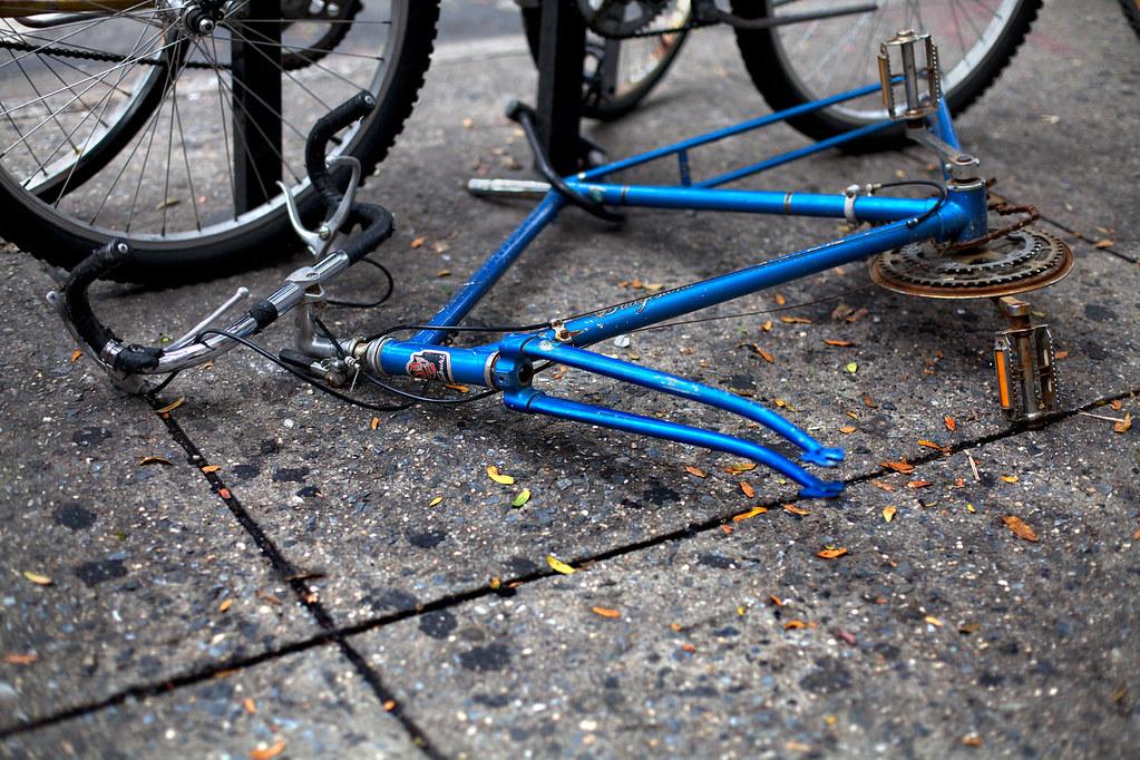 Skeletons NYC, #7