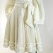 Winter White Marilyn Coat by brendaabdullah