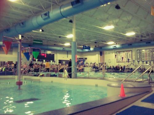 Swim Meet!