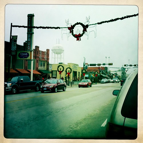 Main Street, Grapevine