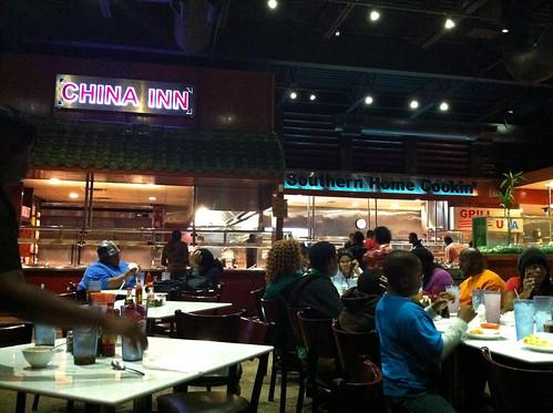 Chow Time, Memphis, Tenn.
