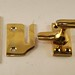 "Material: solid-brass  Finish: polished-brass (unlacquered)  * custom finishes available, including: satin-brass, aged-brass, antique-brass, oil-rubbed-bronze, satin-nickel, pewter, polished-nickel, satin-chrome, polished-chrome, black, etc. (priced upon request).  Please contact for current availability and price.    <a href=""http://www.thedoorstore.ca"" rel=""noreferrer nofollow"">www.thedoorstore.ca</a>"