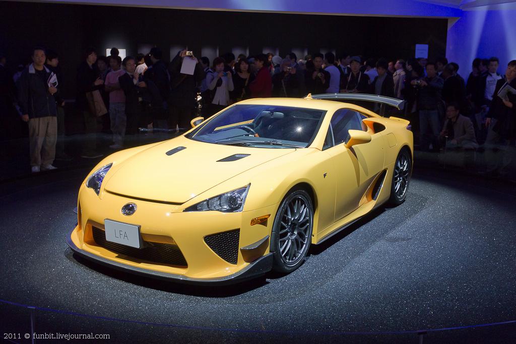 Motor Show - Lexus 2