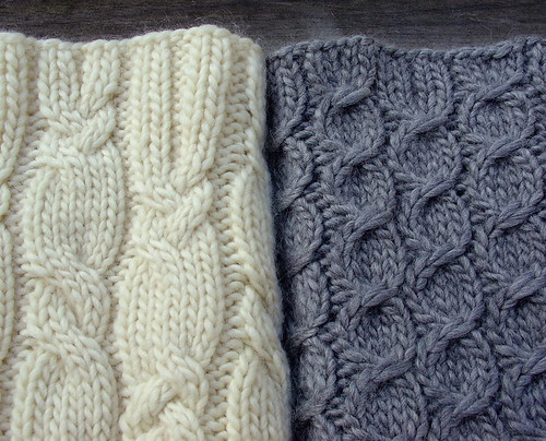 Coupled Cowls - new pattern coming (very) soon!