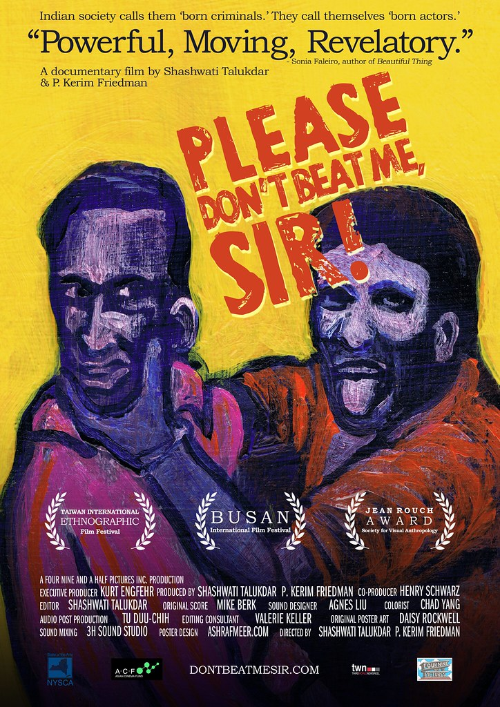 Please Don't Beat Me, Sir! Movie Poster [A4]