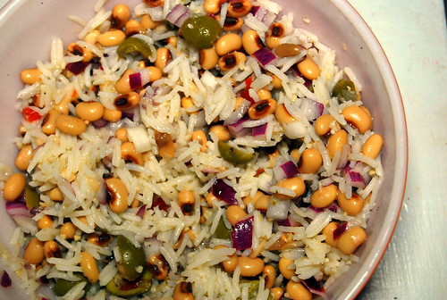 Black-Eyed Basmati Salad