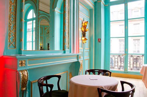 I Say: Le salon bleu - Maxim\'s