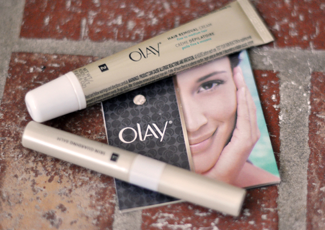 Olay hair removal duo