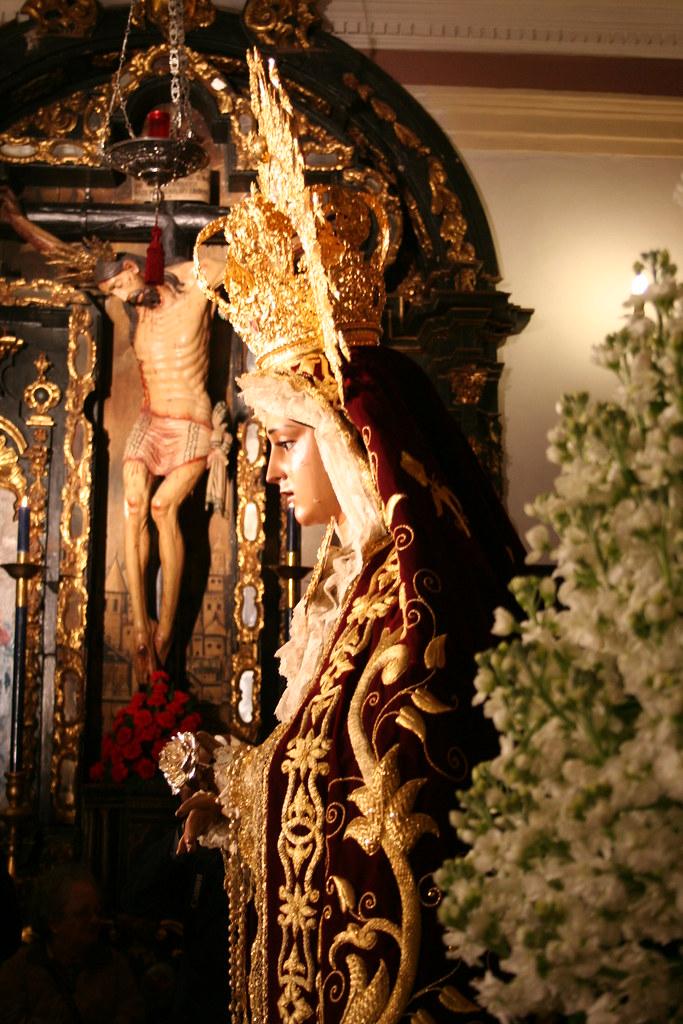 Besamanos Virgen de la Caridad en Su Soledad. 5