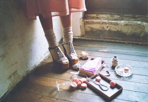 Raspberry Thighs
