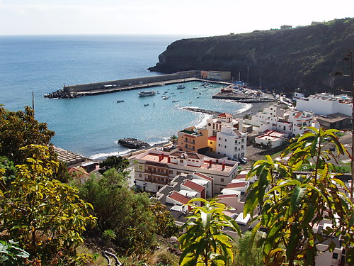 The pick of hotels and accommodation on la gomera for Jardin tecina gomera
