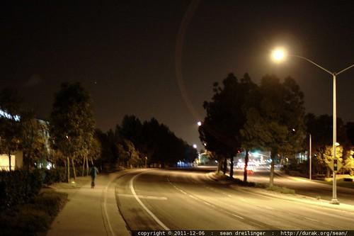 police chasing a vw beetle down mira mesa blvd    MG 3384