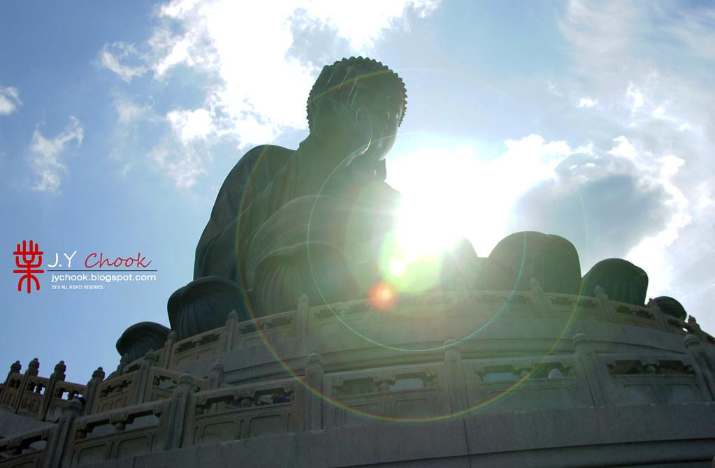 Buddha Statue@Lantau Island