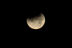 Lunar Eclipse DSC_0618 by Mully410 * Images