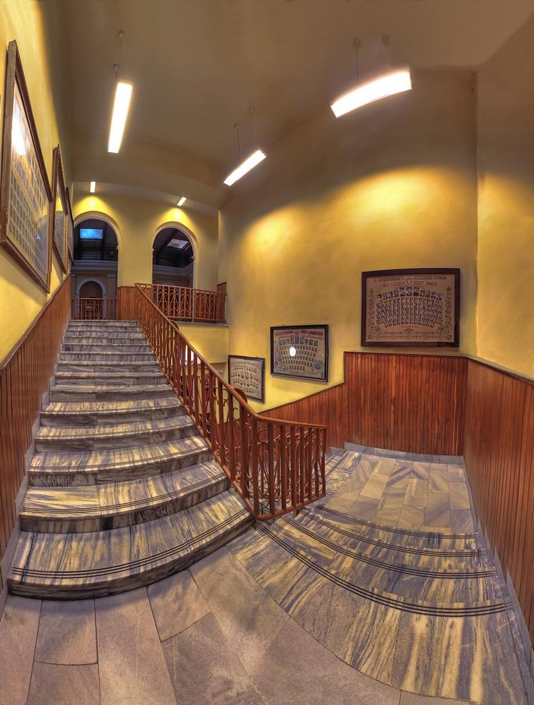 Lépcső HDR