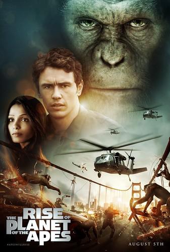 猩球崛起 Rise of the Planet of the Apes(2011)