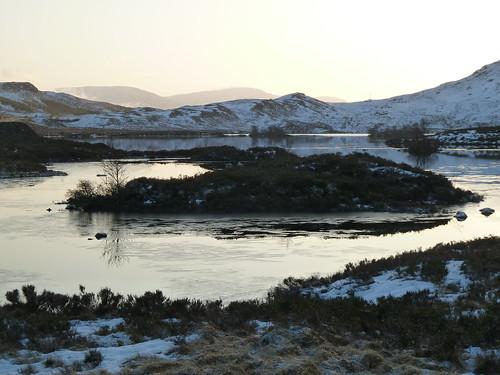 Rannoch Moor , Scotland