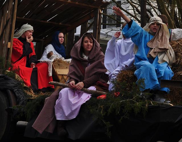 Smithfield Christmas Parade (17)