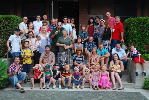 Daley Family Christmas