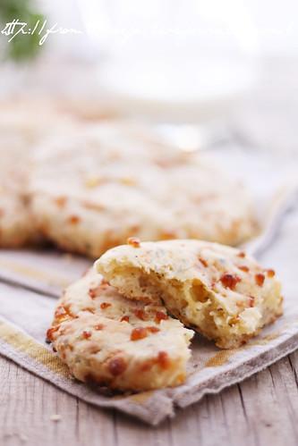 Финские лепешки с сыром