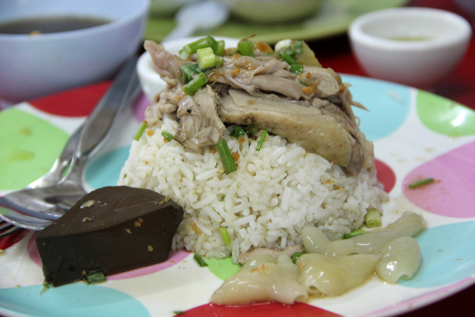 6497143493 fd790d5f49 o A Plate of Thai Duck over Rice
