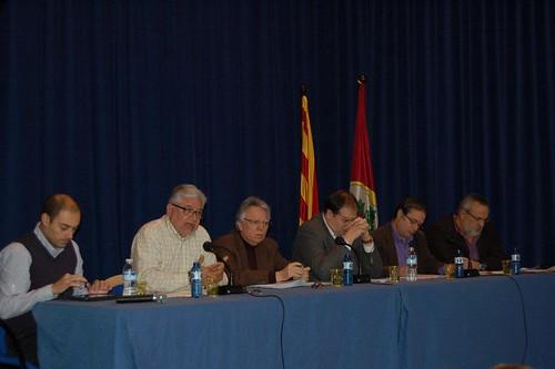 Debat alcaldes d'Arenys de Mar
