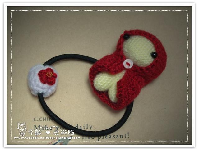 小紅帽.髮飾