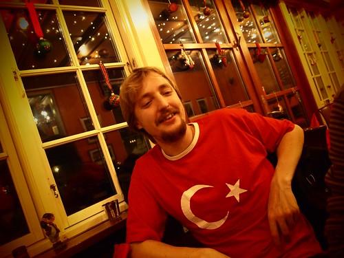 Onklernes Julefrokost d. 12/12 2011