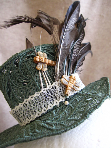 Dragonfly Mini Top Hat