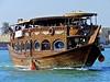 DSCN2292 Wood ship old Dubai port