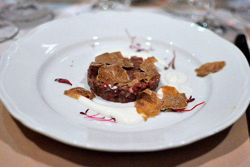 White Truffle Dinner with Beni di Batasiolo at Valentino Ristorante - Santa Monica