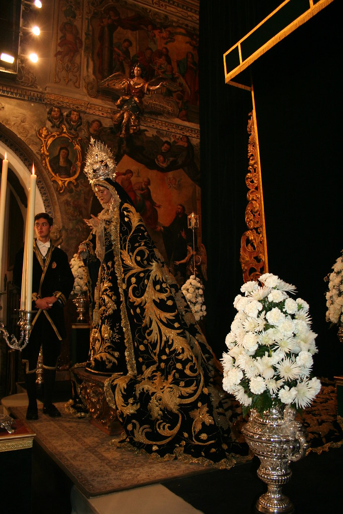 Besamanos de Nuestra Señora de las Tristezas 4