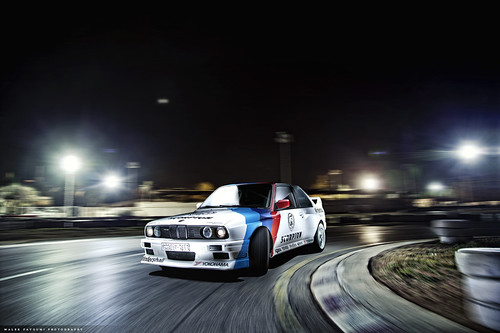 BMW E30 Drift car