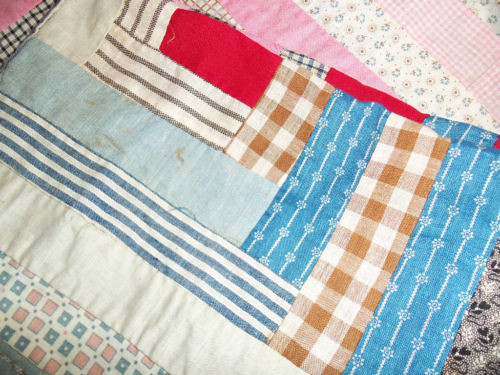 Different patterns. Some look like older shirtings, some are definitely 1930s.
