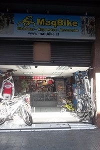 Bicicletas en San Diego: MaqBike