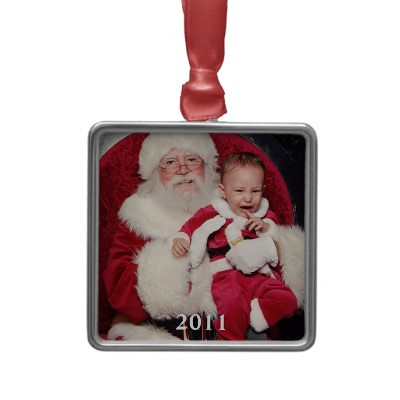 Zazzle Ornament Review 1