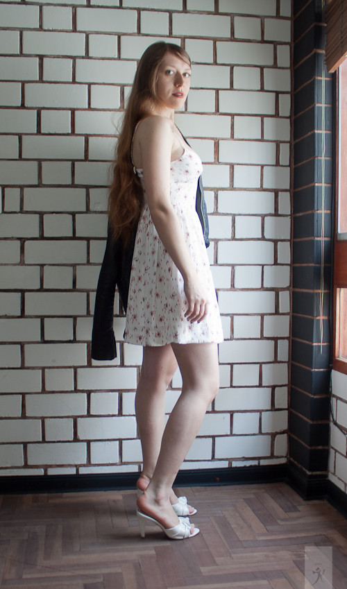 Floral Dress Look 05