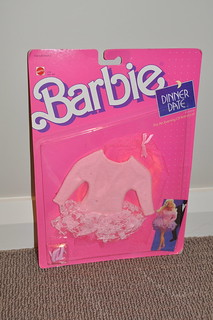 1988 Barbie Dinner Date Fashions