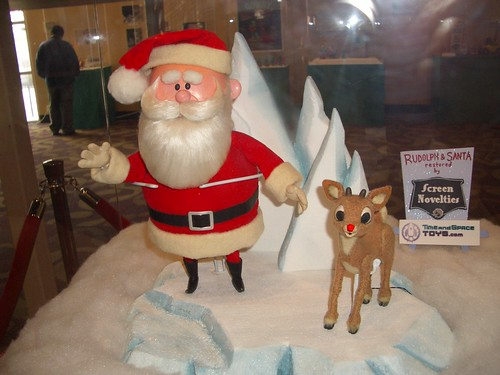 Rankin and Bass Santa and Rudolph 1