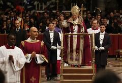 Encuentro de los universitarios de Roma con el Papa – Diciembre 2011