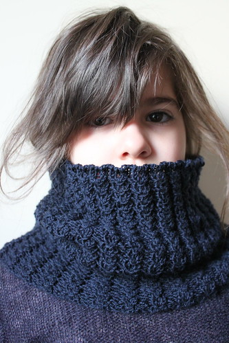 "Cowl ""For Olga with Love"""