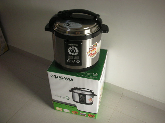Sugawa Pressure Cooker - $60 (Sold) | Flickr - Photo Sharing!