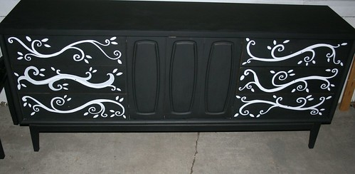 Long Dresser  by Rick Cheadle Art and Designs