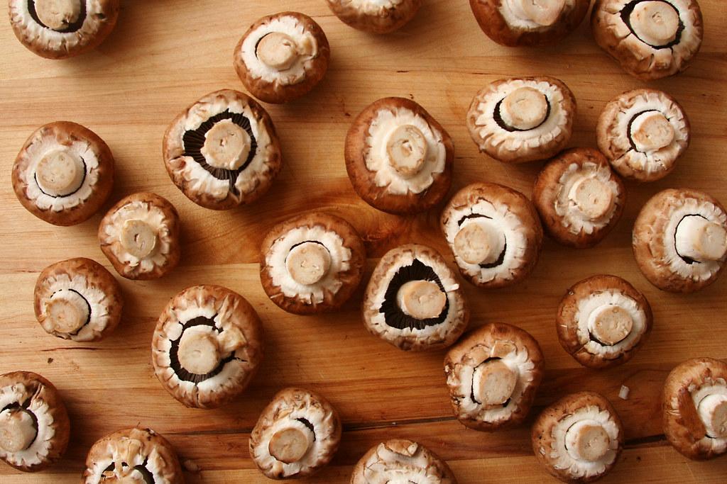 mushroom farro soup 3