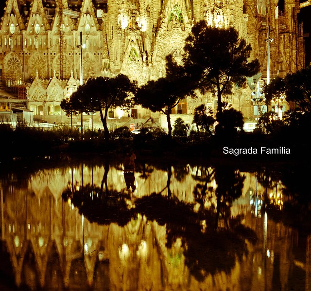 78/366: Sagrada Familia