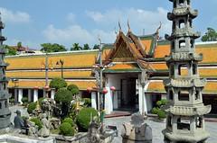 Bangkok - Wat Suthat (4)
