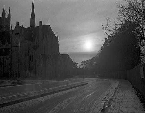 Gray dawn rising by Alan Norsworthy