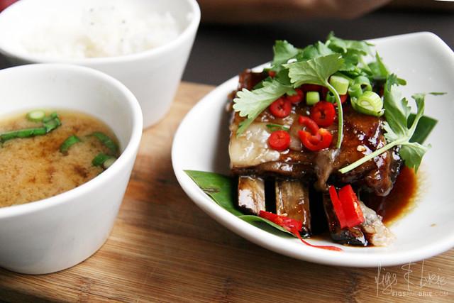 Wag-yu Shortrib, Cafe Ish