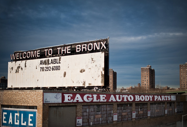 Welcome to the Bronx: Point Morris Bronx